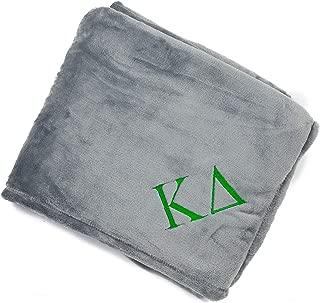 Kappa Delta Plush Throw Blanket