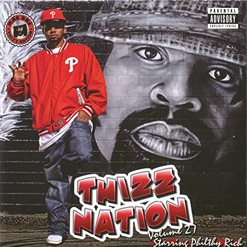 Mac Dre Presents - Thizz Nation Vol 27 [Explicit] by Philthy Rich on