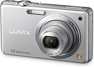 Panasonic LUMIX DMC-FS10EG-S - Cámara Digital (12 megapíxeles Zoom óptico 5X Pantalla de 686cm estabilizador de Imagen) Color Plata