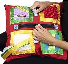 Fidget Blanket by AHI (Red)