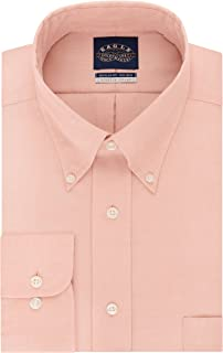 Eagle Men's Dress Shirt Regular Fit Non Iron Stretch...