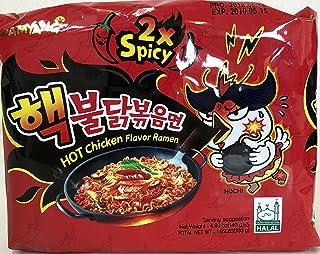 超辛ブルダック炒め麺 140g✖40食/箱