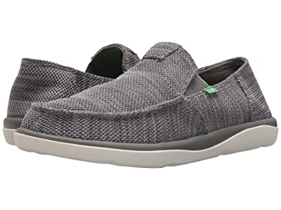 Sanuk Vagabond Tripper Mesh (Charcoal) Men