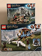LEGO Harry Potter Beauxbatons' Carriage: Arrival at Hogwarts Bundled Harry Potter The Rise of Voldemort