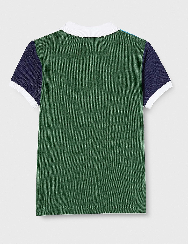 Hackett London Boys Quad Polo B Shirt