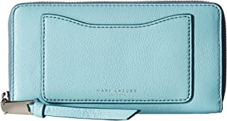 [マークジェイコブス] Marc Jacobs レディース Recruit Standard Continental Wallet ウォレット Azur [並行輸入品]