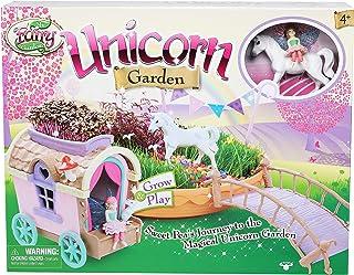 My Fairy Garden Unicorn Garden and Caravan Craft