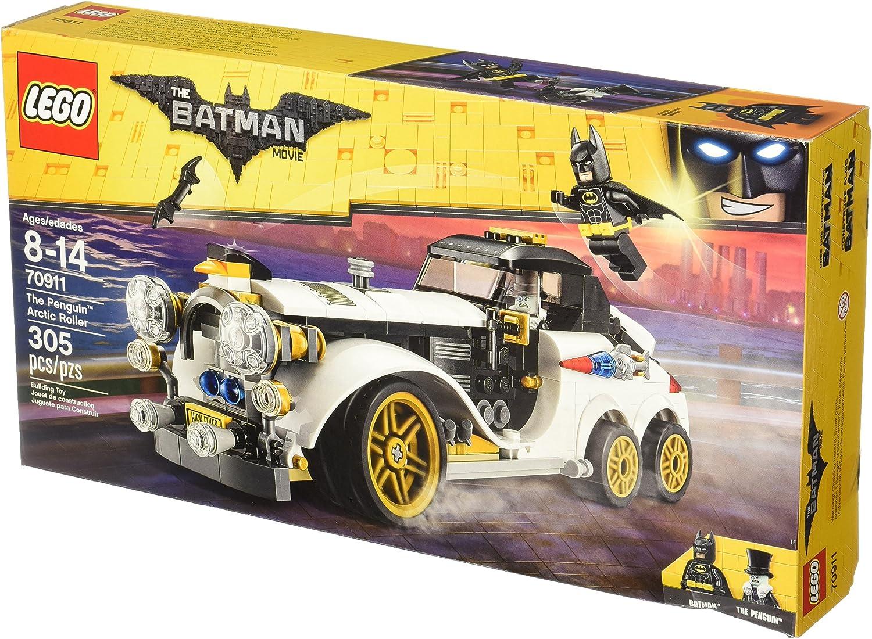 LEGO BATMAN MOVIE The Penguin Arctic Roller 70911 Building Kit