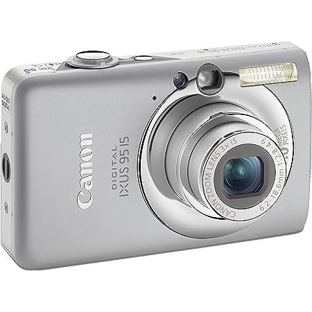 Canon Digital Ixus 95 Is Digitalkamera 2 5 Zoll Silber Kamera