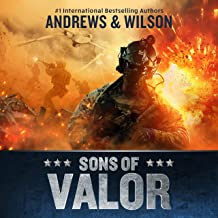 Sons of Valor: Tier One Shared-World, Book 1