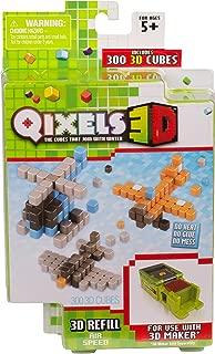 Qixels Season 4 3D Refill Pack Air Speed Toy