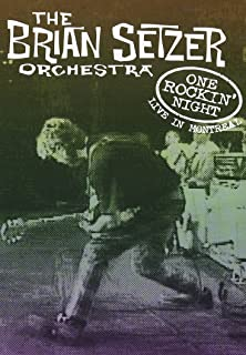 One Rockin Night: Live in Montreal [DVD] [Import]