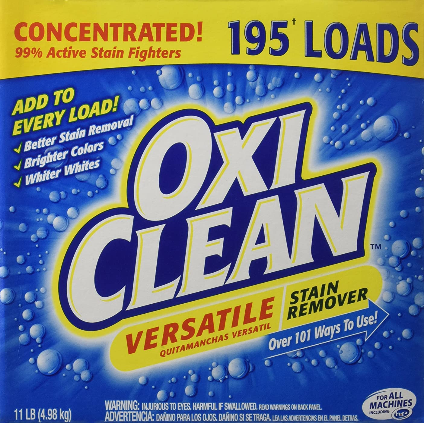馬鹿解凍する、雪解け、霜解け想像力OXICLEAN(オキシクリーン) STAINREMOVER 4.98kg シミ取り 漂白剤