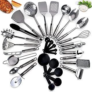 Best non stick kitchen utensil set Reviews