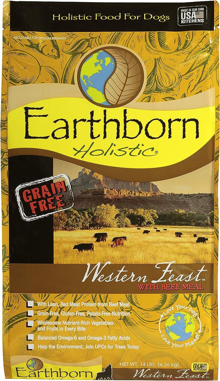 Earthborn Holistic Western Feast Grain-Free Dry Dog Food