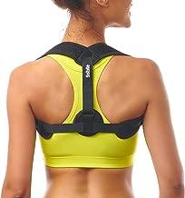 Posture Corrector for Women Men - Posture Brace - Adjustable Back Straightener - Discreet Back Brace for Upper Back Pain Relief - Comfortable Posture Trainer for Spinal Alignment & Posture Support