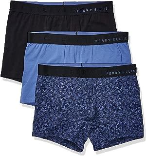 Men's Portfolio 3 Pack Paisley Boxer Brief