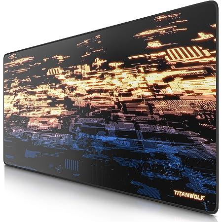 Csl Computer Titanwolf Xxl Mauspad Gaming 900 X 400mm Elektronik