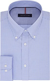 tommy hilfiger slim fit shirt size chart