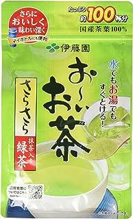 Itoen Oi Ocha Green Tea, Instant Japanese Green Tea 2.82oz
