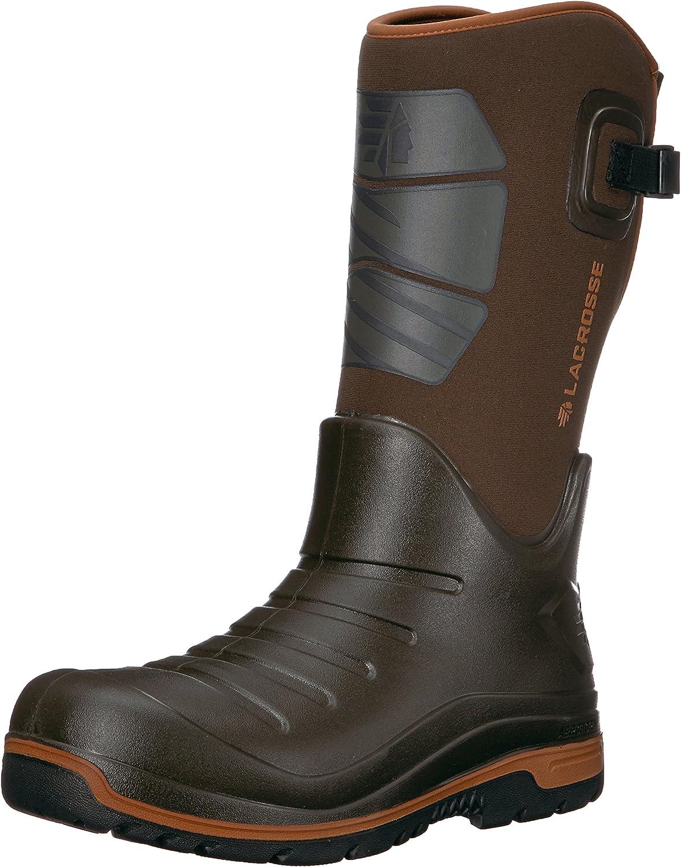 LACROSSE Mens Aero Insulator 14  Work Boot
