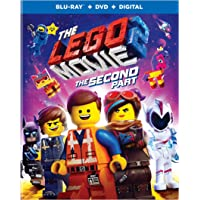 LEGO Movie 2, The: The Second Part on Bluray