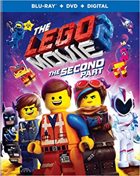The LEGO Movie 2: The Second Part on Bluray