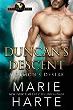 Duncan's Descent: A Demon's Desire (Ethereal Foes Book 2)