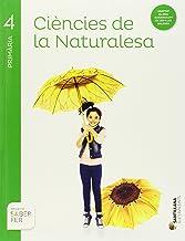 CIENCIES DE LA NATURALESA 4 PRIMARIA SABER FER - 9788468092492