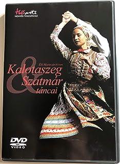 Kalotaszeg & Szatmár táncai DVD / Élo Martin Archívum / Honvéd táncszínház / Honvéd együttes Muvészeti nonprofit Kft. / Hungarian Dances from Kalotaszeg & Szatmár