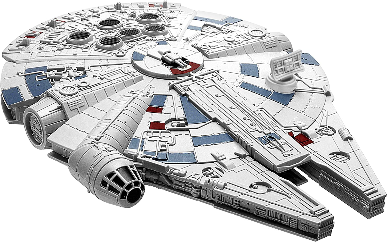 Revell 851668 Snaptite Build and Play Star Wars Millennium Falcon Hobby Model Kit
