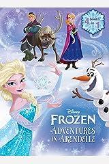 Frozen: Adventures in Arendelle (Disney Storybook (eBook)) Kindle Edition