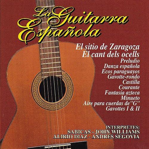 La Guitarra Española de Varios Artistas en Amazon Music - Amazon.es