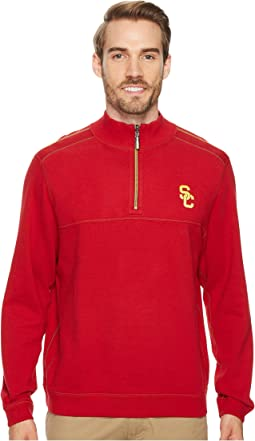 Tommy Bahama - USC Trojans Collegiate Campus Flip Sweater