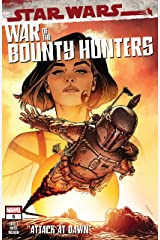 Star Wars: War Of The Bounty Hunters (2021) #5 (of 5) Kindle Edition
