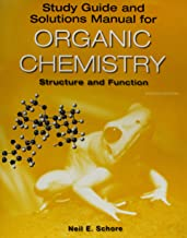 Study Guide/Solutions Manual for Organic Chemistry PDF