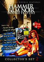 Hammer Film Noir Collector's Set Volume 2: (Terror Street / Wings of Danger / The Glass Tomb / Paid to Kill / The Black Glove and more)