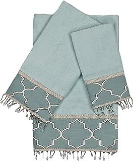 Best embellished towel sets Reviews