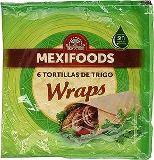 comprar comparacion Mexifoods, Pane con harina integral envasado - 370 gr