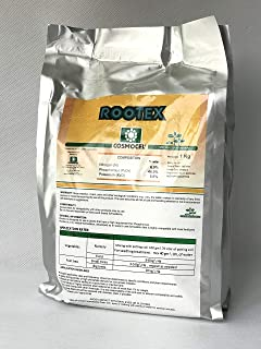 ROOTEX Nutrition 6N-46P-5K+TE+18OE   Made in Mexico   MOCCAE Approved   1 KG