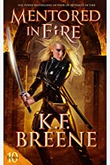 Mentored in Fire (Demon Days, Vampire Nights World Book 10) Kindle Edition