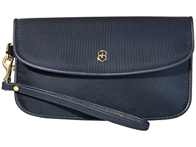Victorinox Victoria 2.0 Clutch (Deep Lake) Handbags
