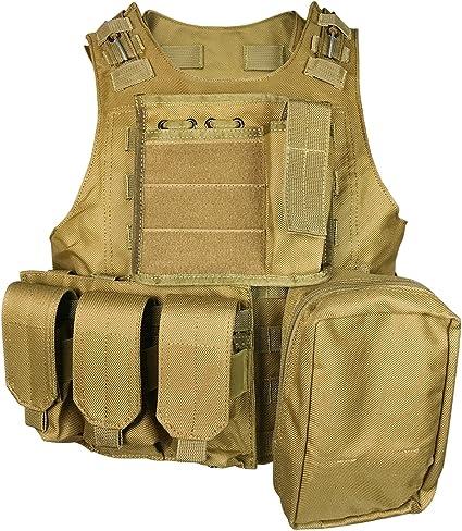 SMARTSTANDARD Tactical Vest Law Enforcement