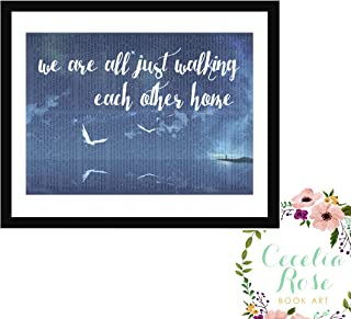 Best we are all walking each other home Reviews