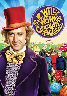 Willy Wonka & The Chocolate Factory Iron On Transfer for T-Shirts & Other Light Color Fabrics #2 Divine Bovinity