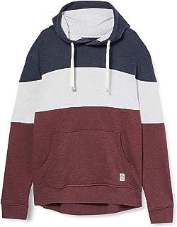 TOM TAILOR Men's Colorblock Sweatshirt