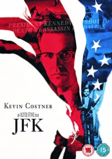 JFK [DVD] [1992] [Region2] Requires a Multi Region Player