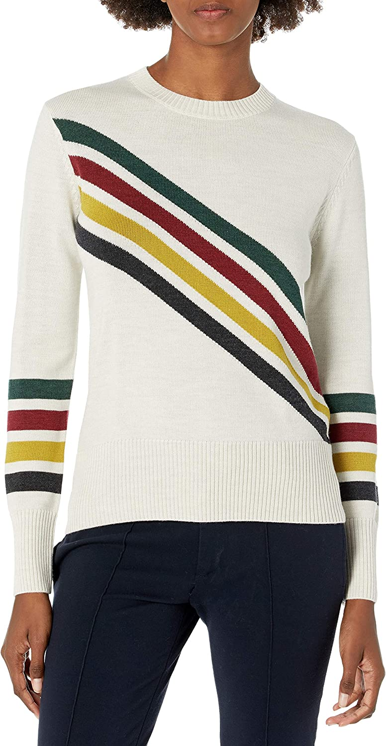 Pendleton Women's Glacier High Discount mail order material Sweater Park