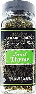 Trader Joe's French Thyme (Spices of the World)