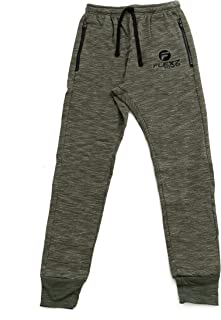 FlexzFitness Men's Workout Running Pants and Sweatpants -...
